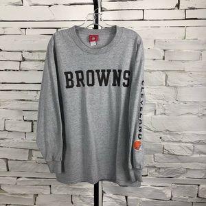 NFL Team Cleveland Browns Football TShirt 1548